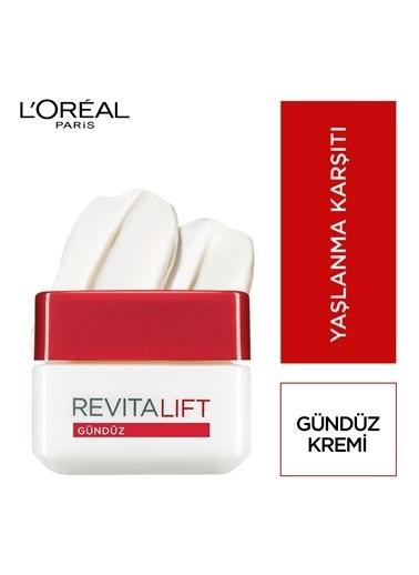 L'Oréal Paris Revitalift Yaşlanma Karşıtı Gündüz Bakım Kremi Renkli